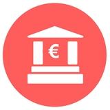Icône Financement Bancaire
